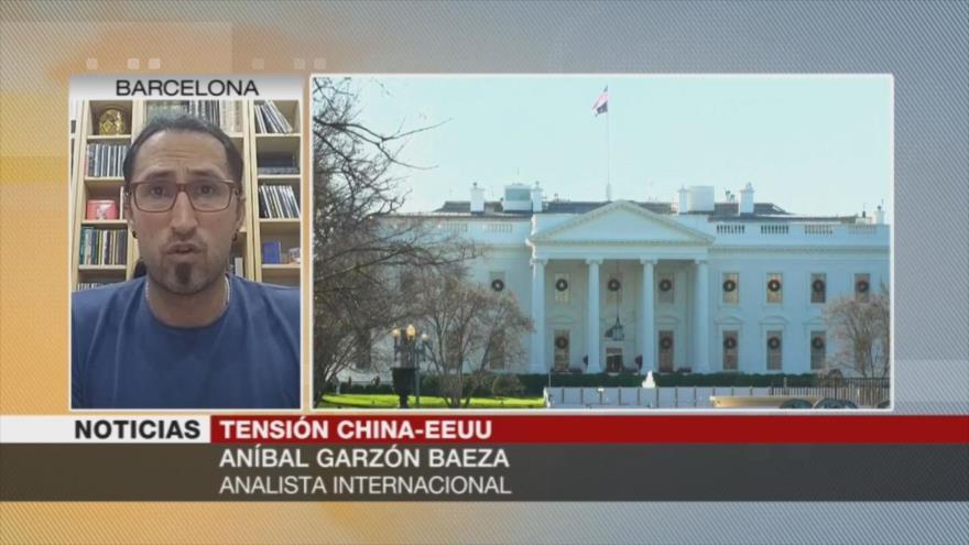'EEUU ve amenazada su hegemonía internacional por China y Rusia'