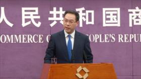 China: Sanciones de EEUU a Hong Kong violan normas de la OMC