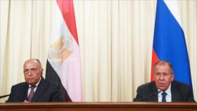 Rusia y Egipto alertan de secuelas del plan israelí en Cisjordania