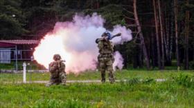 """Vídeo: Así Spetsnaz de Rusia destruyen convoy blindado """"enemigo"""""""