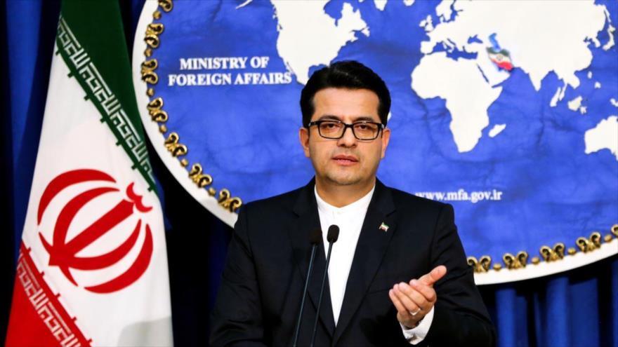 Irán pide cese de sanciones de Europa y EEUU contra Siria