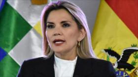 Áñez anuncia cierre de embajadas de Bolivia en Irán y Nicaragua