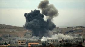 'EEUU convirtió a Irak y Siria en un campo para probar nuevas armas'
