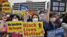 El mundo reacciona ante asesinato del afroamericano George Floyd