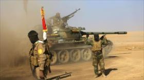 Fuerzas iraquíes destruyen varios escondites subterráneos de Daesh