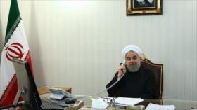 Rohani pide el desbloqueo de activos iraníes en bancos extranjeros