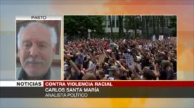 Santa María: El asesinato racial en EEUU está protegido por la ley