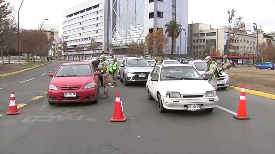 Chile rompe récord de muertes a causa de coronavirus | HISPANTV
