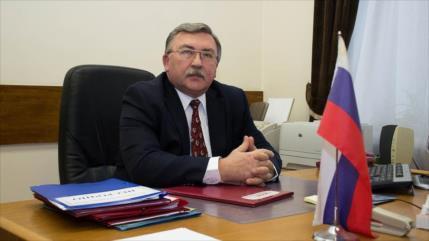 Rusia critica a la AIEA por filtración de informe sobre Irán