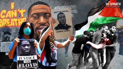 El mundo llora a Floyd pero: ¿Quién llora por asesinados palestinos?