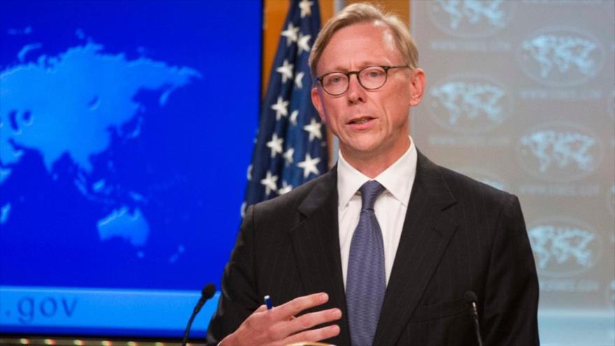 Brian Hook, representante especial del Departamento de Estado de EE.UU. para Irán.