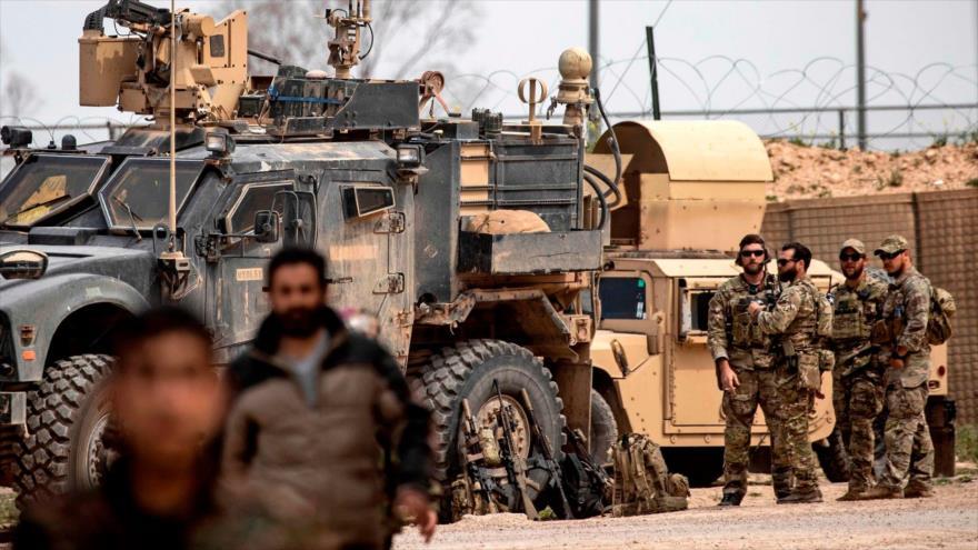 Militares de EEUU secuestran a varios civiles sirios en Deir Ezzor | HISPANTV