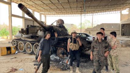 Gobierno libio en Trípoli intenta recuperar el control de Sirte
