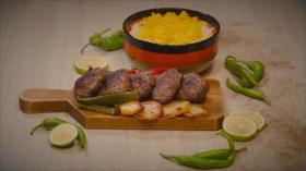 Azafrán: Kabab Tabei