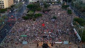 Israelíes rechazan el plan de Netanyahu de anexionar Cisjordania