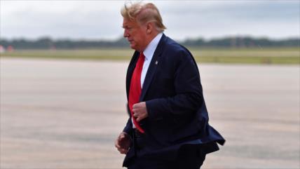Líderes republicanos critican a Trump por represión policial