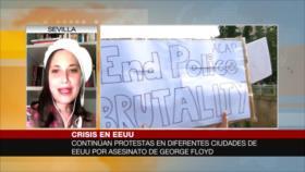 Parejo Rendón: Violencia en EEUU no es solo policial