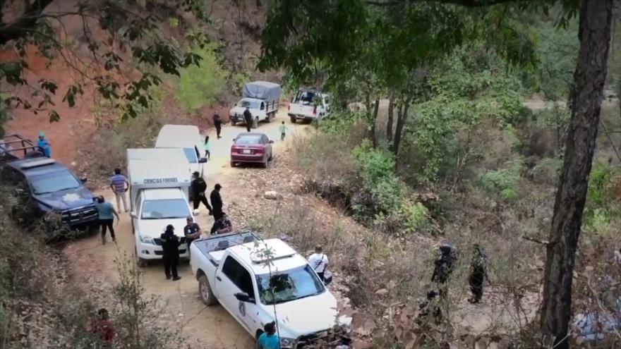 Ni pandemia de COVID-19 detiene la violencia en México | HISPANTV