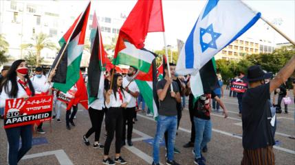 Sanders: hay que detener plan de Israel para anexarse Cisjordania