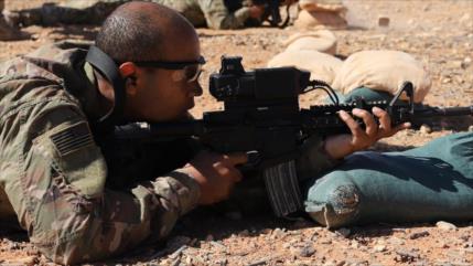Fuerzas especiales de EEUU usan fusiles inteligentes israelíes en Siria