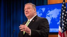 EEUU acusa a China de aprovecharse de la muerte de Floyd