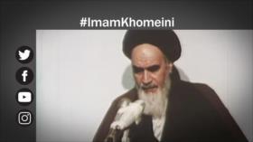 Etiquetaje: El Imam Jomeini copa las redes con su lucha contra el imperialismo