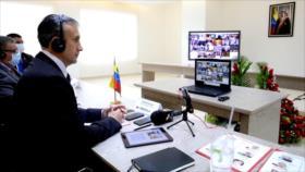 Venezuela ratifica agradecimiento a Irán por envío de combustible