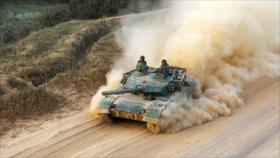 Vídeo: China realiza maniobra militar en plena tensión fronteriza