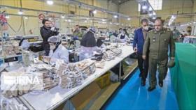 Irán aumenta producción de equipo contra COVID-19