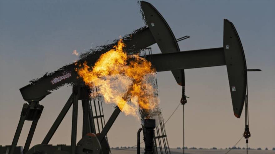 Pozos petrolíferos en EE.UU.