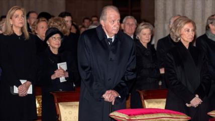España investiga al rey emérito por contrato con Arabia Saudí