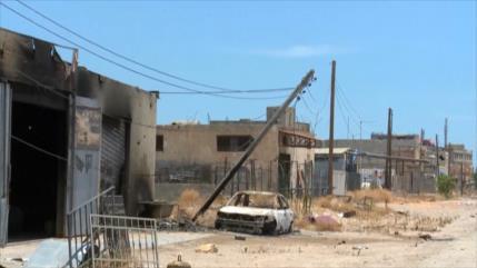 El conflicto libio sigue siendo una cuestión irresoluta