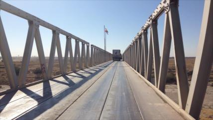Irán abre un puente clave en la frontera con Turkmenistán