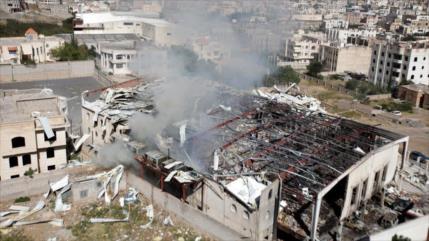 Arabia Saudí lanza más de 40 bombardeos contra Yemen
