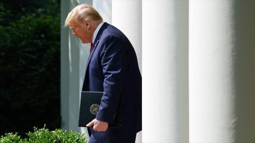 """""""Fracasa campaña de 'máxima presión' de EEUU contra Irán"""""""