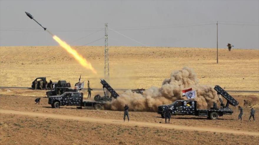 """Irak destruye un centro que albergaba al """"nuevo líder"""" de Daesh   HISPANTV"""