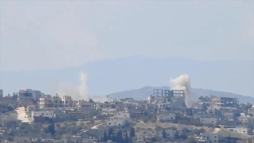 Aumentan violaciones de la tregua en el noroeste de Siria