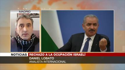 "Lobato: Solución de dos Estados en Palestina es un ""cadáver"""