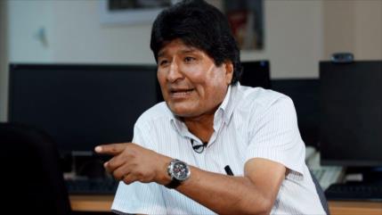 Morales revela complicidad de Brasil en el golpe en su contra