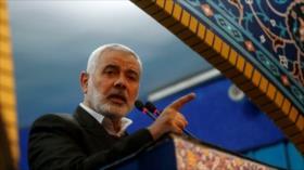 HAMAS urge a los árabes a impedir que Israel se anexione Cisjordania