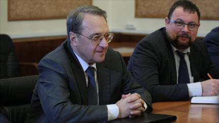 "Rusia rechaza el ""muy peligroso"" plan de anexión israelí"