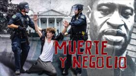 Detrás de la Razón: Protestas y descontento aumenta por el abuso de la policía estadounidense
