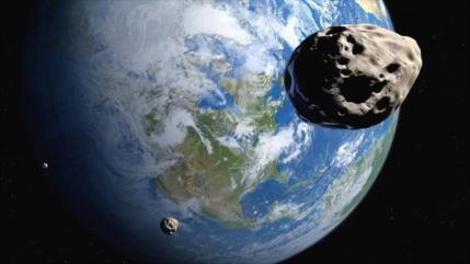 NASA alerta de que 5 asteroides se acercan a la Tierra esta semana