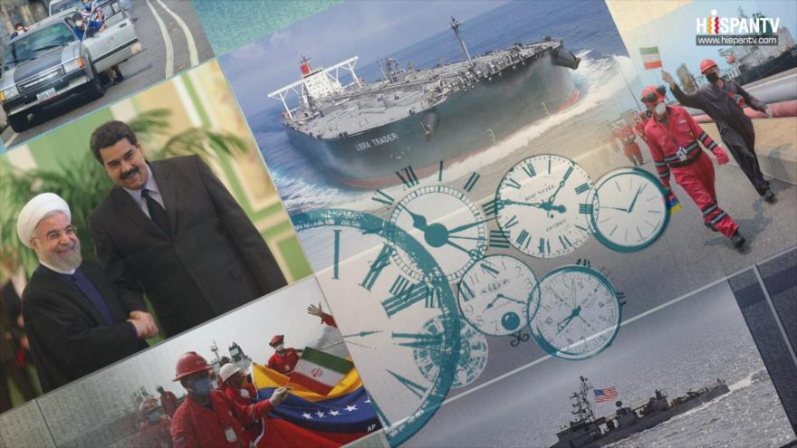 10 Minutos: Alianza Irán-Venezuela