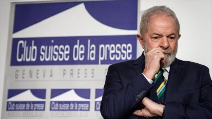 PT insiste en lanzar a Lula como candidato presidencial en 2022