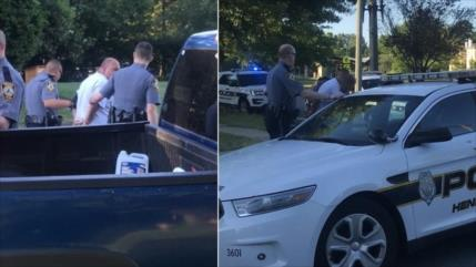Líder de Ku Klux Klan arrolló a manifestantes con su coche en EEUU