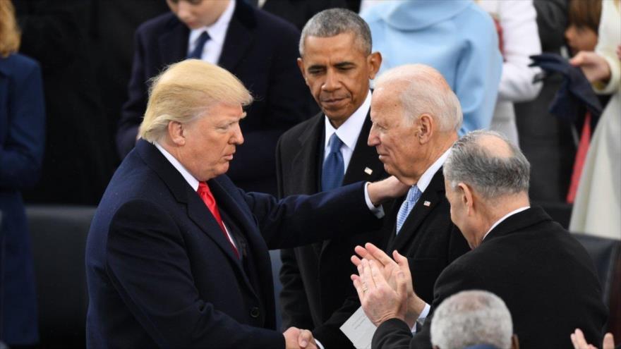 ¿Le servirá a Trump alentar una guerra civil para derrotar a Biden? | HISPANTV