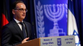 Alemania: Anexión israelí de Cisjordania viola ley internacional
