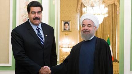 Irán minimiza amenazas de EEUU y seguirá comercios con Venezuela