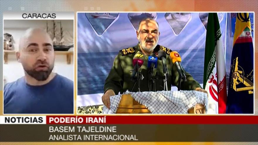 """Nexo Irán-Venezuela confirma que EEUU es un tigre de papel""   HISPANTV"